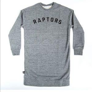 Toronto Raptors Sweater Dress - Frank and Oak